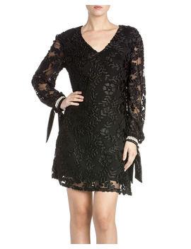 Miss Me Women's Floral Sheer Dress by Missme
