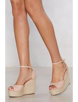 Sunny Afternoon Espadrille Sandal by Nasty Gal