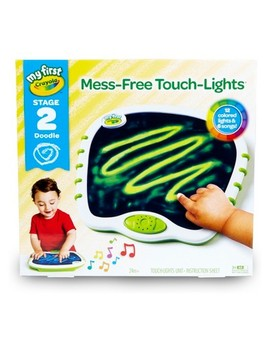 Crayola Mess Free Touch Lights Stage 2 by Crayola