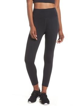 High Waist Leggings by Girlfriend Collective