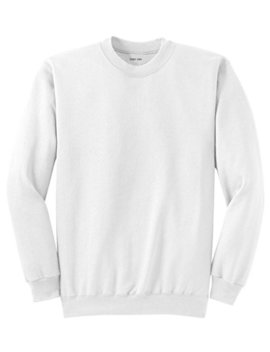 Adult Soft And Cozy Crewneck Sweatshirts In 28 Colors In Sizes S 4 Xl by Joe's Usa