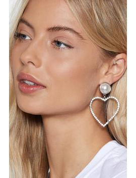 love-bug-heart-earrings by nasty-gal