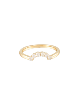 Diamonds Crown Band    $555 by Mejuri