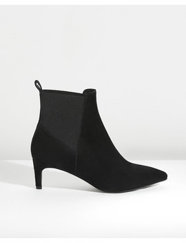 Olsen Suede Ankle Boot by Jigsaw