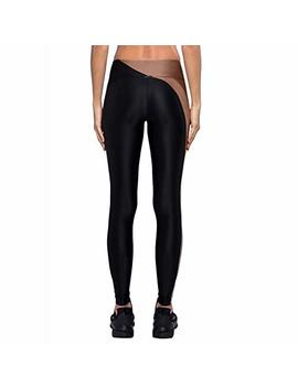 Sale Patchwork Yoga Pants,Women's Yoga Fitness Leggings Running Gym Stretch Sports Trousers By Newonesun by Newonesun Pant