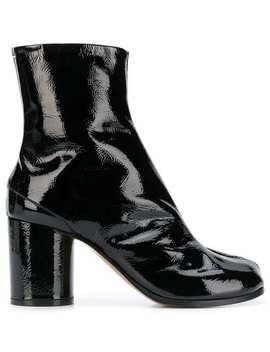 Tabi Toe Ankle Boots by Maison Margiela