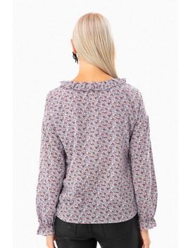 Long Sleeve Nadia V Neck Top by La Vie By Rebecca Taylor