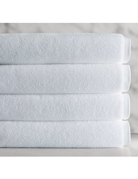 Ultra Soft Turkish Towel Collection   White by Restoration Hardware