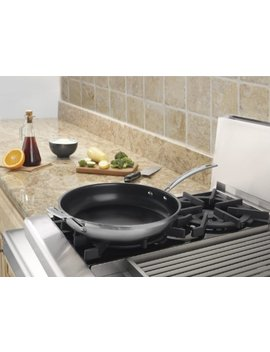 Cuisinart Mcp22 30 Hnsn Multi Clad Pro Nonstick Stainless Steel 12 Inch Skillet by Cuisinart