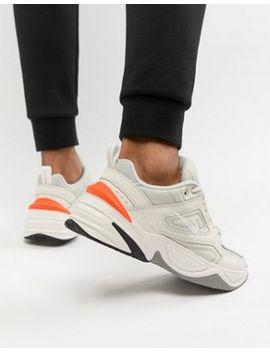 Nike – M2 K Tekno – Weiße Sneaker, Av4789 001 by Nike