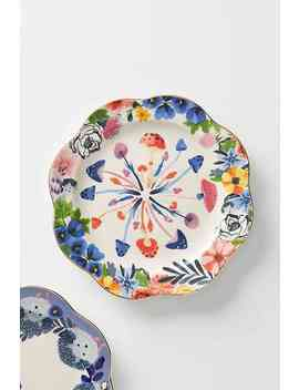 Astian Plate by Anthropologie