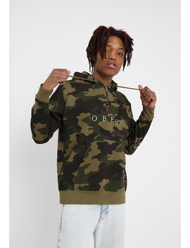 Reason Anorak Hood   Hoodie by Obey Clothing