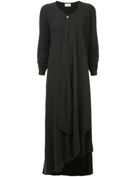 Wrap Knit Dress by Lemaire
