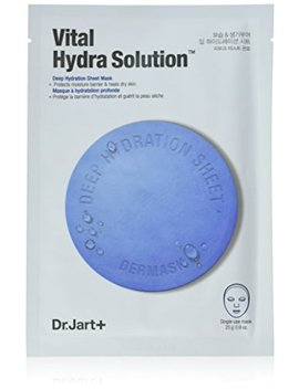 Dr.Jart+ Dermask Vital Hydra Solution Deep Hydration Sheet Mask 25g/0.9 Oz X 5 Ea By Dr. Jart by Dr.Jart+