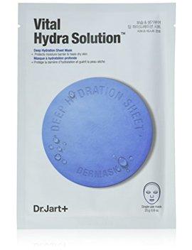 Dr.Jart+ Dermask Vital Hydra Solution Deep Hydration Sheet Mask 25g/0.9 Oz X 5 Ea By Dr. Jart by Dr.Jart+