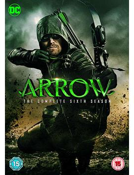 Arrow: Season 6 [Dvd] [2018] by Amazon