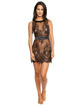 Gigi Galloon Lace Babydoll by Figleaves