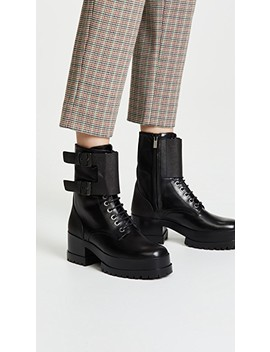Willy Combat Platform Boots by Robert Clergerie