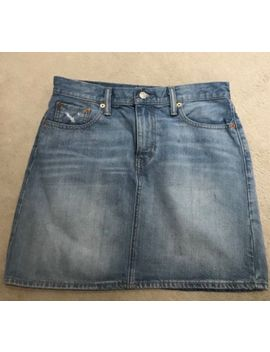 Levis Denim Skirt Very Good Condition W28 by Ebay Seller
