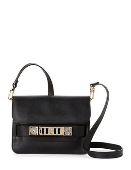 Black Ps11 Classic Crossbody by Proenza Schouler