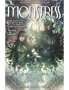 Monstress Volume 3 by Amazon