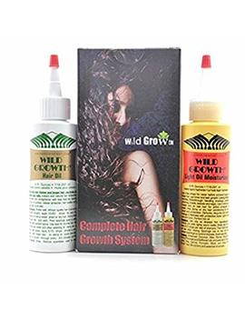 Wild Growth Hair Care System by Wild Growth