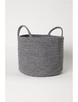 Coș De Depozitare De Bumbac by H&M