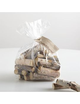 Birch Mini Logs by Crate&Barrel