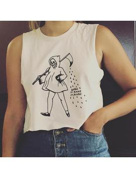 Mort Girl Tee by Etsy