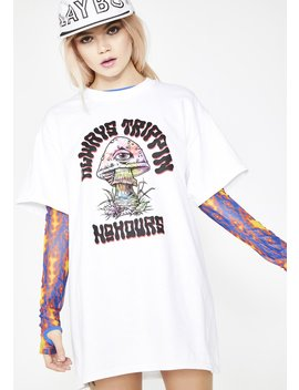 Trippin Tee by No Hours