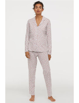 Patterned Pyjamas by H&M