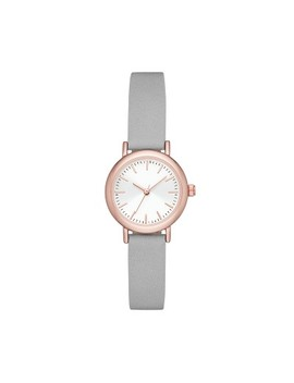 Women's Clean Dial Strap Watch   A New Day™ by A New Day™
