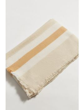 Uo Stripe Scarf by Urban Outfitters