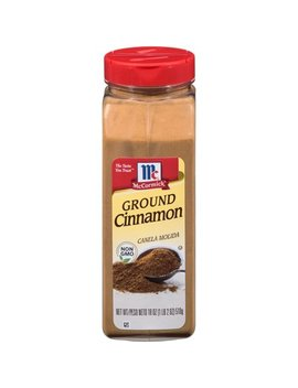 Mc Cormick Ground Cinnamon, 18 Oz by Mc Cormick®
