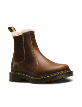Fur Lined 2976 Leonore Orleans by Dr. Martens