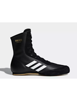 New Adidas Box Hog X Special Shoes Ac7157 Boxing Shoes A1 by Adidas