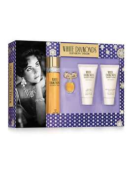 Elizabeth Taylor White Diamonds 50ml Gift Set by Elizabeth Taylor