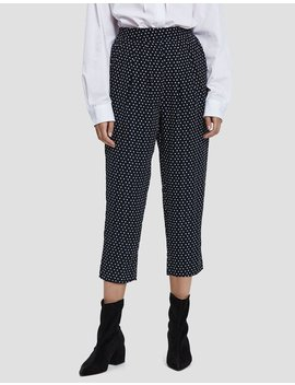 Beasley Polka Dot Trouser by Stelen