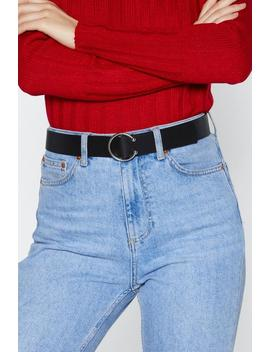 Take The Bull Ring Belt by Nasty Gal