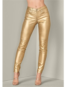 Metallic Jeans by Venus