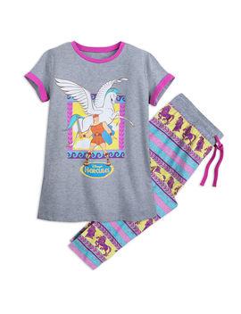 Hercules And Pegasus Pajama Set For Women   Oh My Disney by Disney