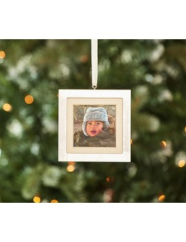 Goldleaf Frame Ornaments by Pottery Barn Kids