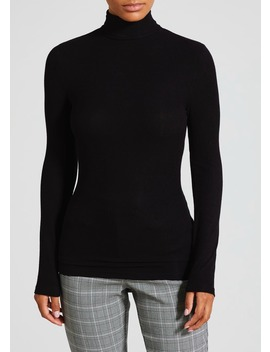 Roll Neck Jersey Top by Matalan