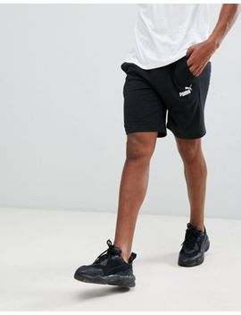 Puma Essentials Shorts In Black by Puma