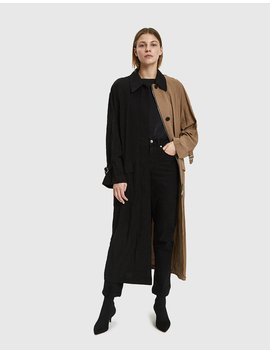 Oversized Trench Coat by 3.1 Phillip Lim