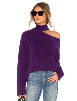 Langley Mohair Sweater by Rt A
