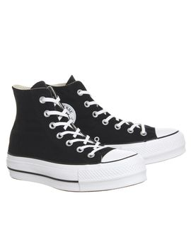 Converse All Star Lift Hi Trainers by Converse