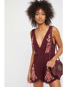 Songbird Playsuit by Free People
