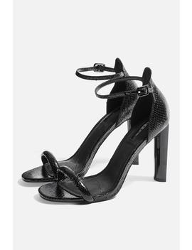 Robyn Two Part Sandals by Topshop