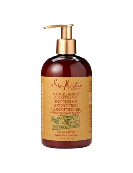 Shea Moisture Manuka Honey & Mafura Oil Intensive Hydration Hair Conditioner   13 Fl Oz by Shop This Collection